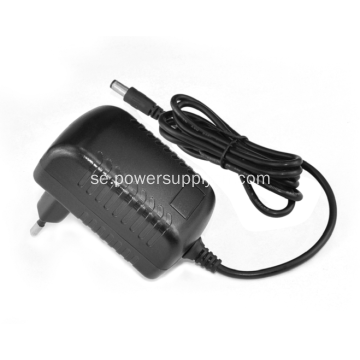 9V 2A AC DC Adapter Laddare För Router